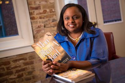 """""""More Than A Bird"""" Author Liz Huntley"""